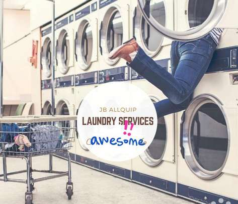 Laundry and Cleaning Services image 1