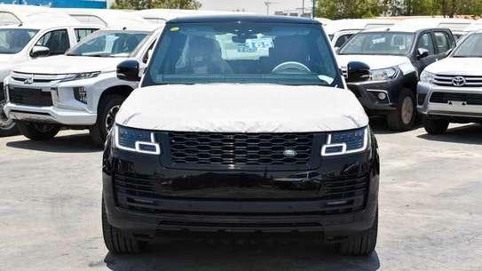 Land Rover Range Rover Vogue image 2