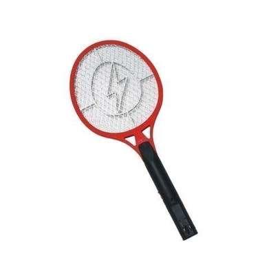 Rechargeable Electronic Mosquito Racket image 1