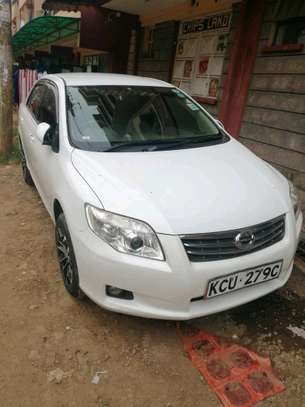 Toyota Axio for Hire image 1