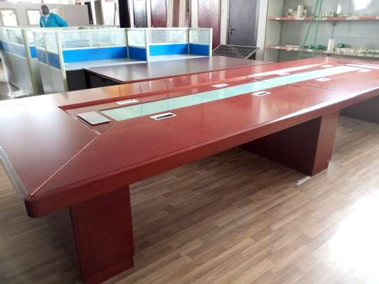 4.8 metres conference/ boardroom table image 2