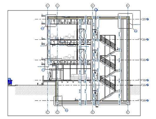 Office building plan image 12