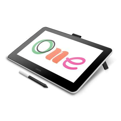 Wacom One  Graphics Tablet. Live.Dare.Create image 2
