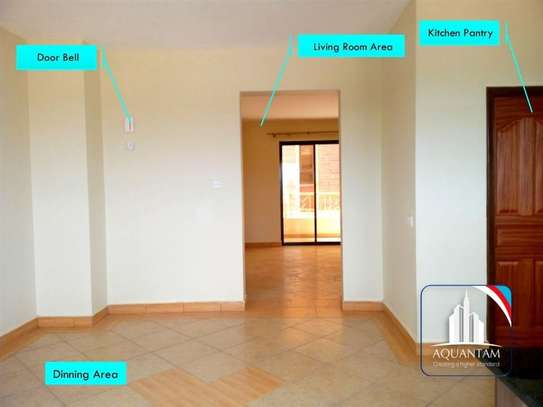 3 bedroom apartment for rent in Thika Road image 16