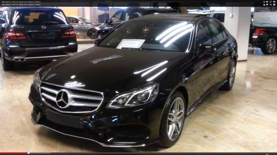 Mercedes E250 For Hire.