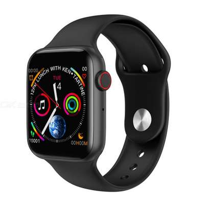 W4 Bluetooth Smart watch with Heart Rate Monitor image 2