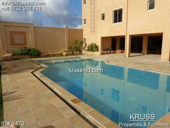 3br newly built apartment for rent in Nyali ID1479 image 10