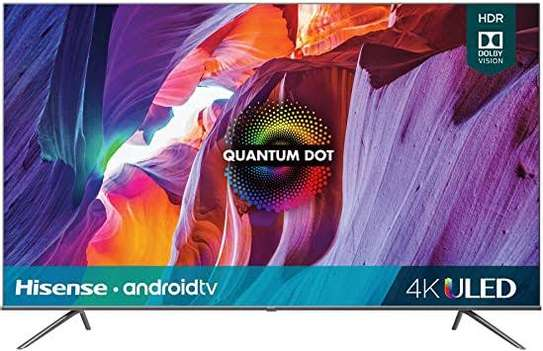 Hisense 75 inch Smart UHD-4K Digital TVs image 1