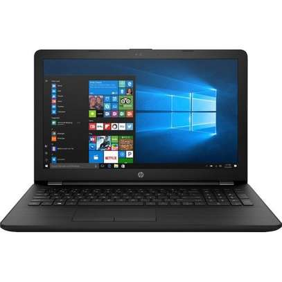 "HP 15-ra008nia -15.6"",Intel Celeron-4GB RAM+500GB HARD DISK+WINDOWS 10+MS OFFICE+ AVG ANTIVIRUS - Black + FREE Anti-Theft Bag image 2"