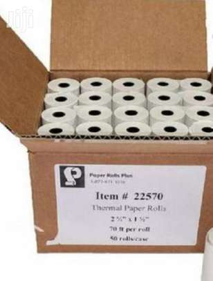 80mm Roll Thermal Paper For Printer image 1
