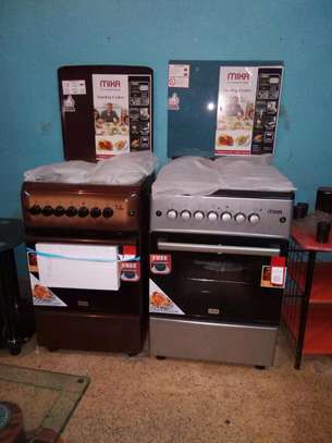 Standing gas cooker image 1