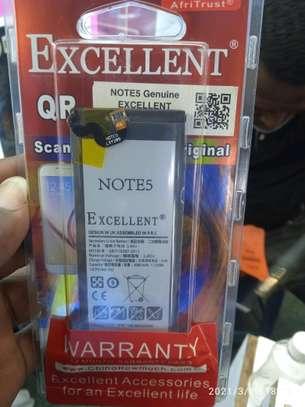 Samsung Note 5 battery- original Excellent Battery(shop) image 1