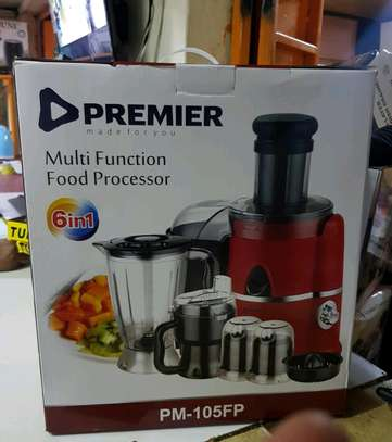 Food processor 6 in 1 image 1