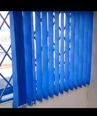OFFICE/HOME VERTICAL BLINDS image 4