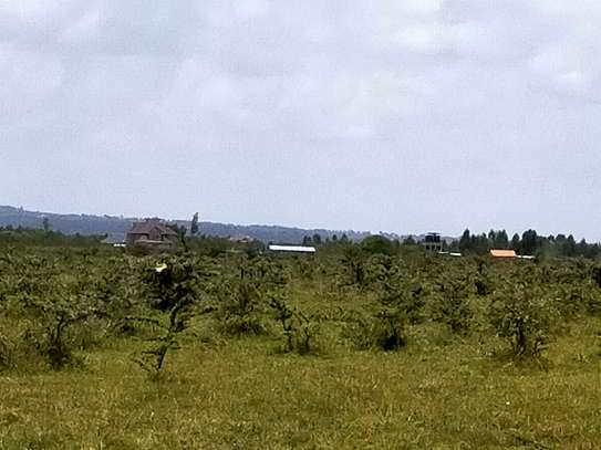 1/4 acre Prime plot for sale at Koma Hill along Kangundo road