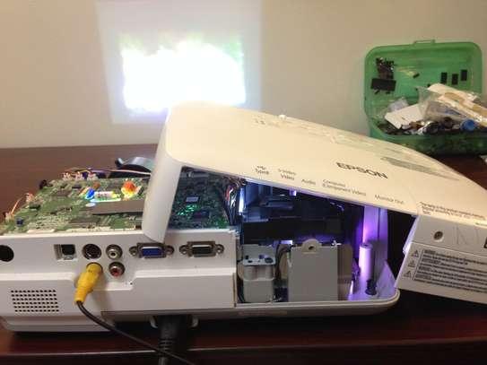 We Diagnose, Repair and Service Projectors image 1