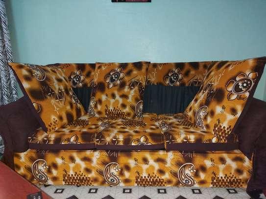 Slightly used sofa image 2