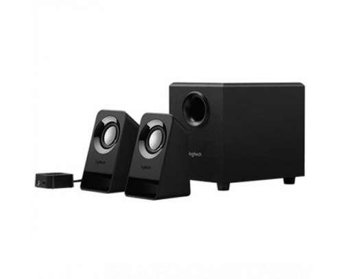 Logitech Z213 Compact 2.1 Speaker System image 1