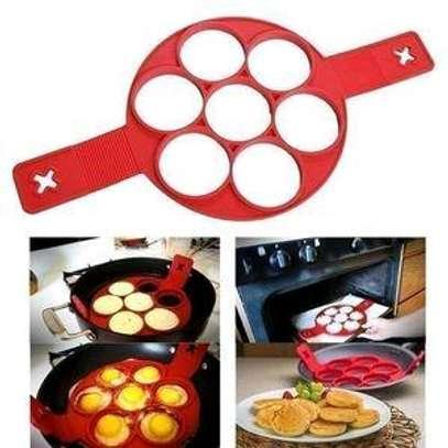 Red Pancake Flippers image 1