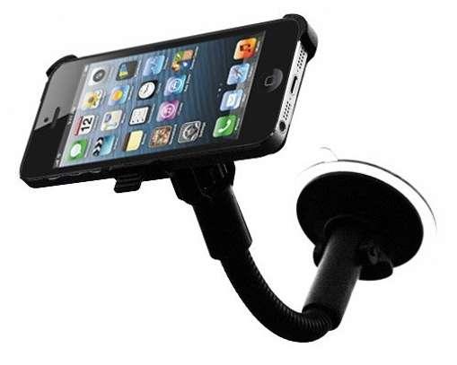 Universal car smartphone holder image 1
