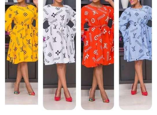 Midi dress image 1