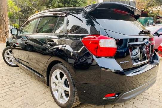 Subaru Impreza 2.0i Sport Limited Hatchback image 4