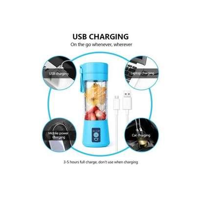 Portable Blender Juicer Cup -USB Juice Blender, Rechargeable