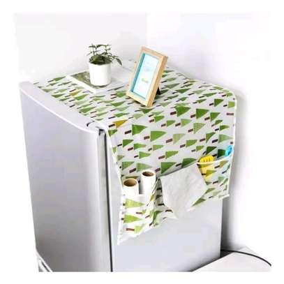 Over the fridge fabric organiser image 1