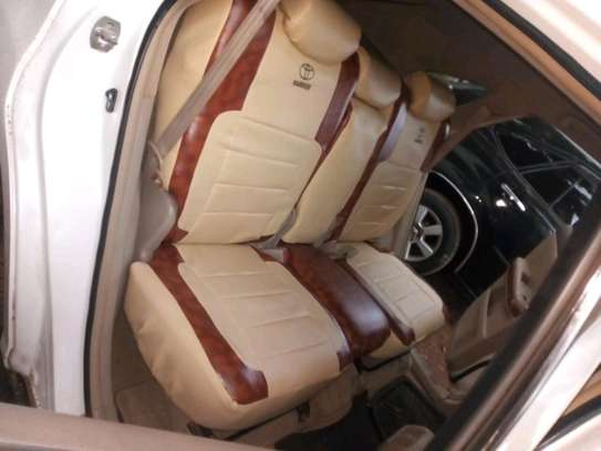 Highrise Car Seat Covers image 1