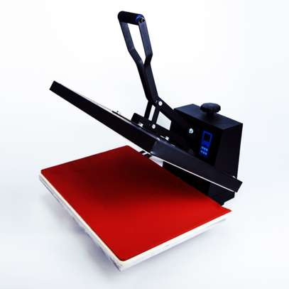 Flatbed 16*24 Inch Heat Press Machine For Digital T-shirt Printing image 1