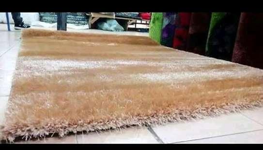 "Turkish fluffy carpets(7""10) image 1"