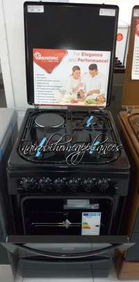 Ramtons 50X60 Black Cooker