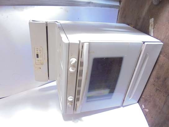 4 Burner gas cooker with Oven image 3