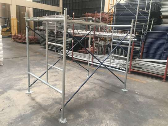 Scaffolding For Hire