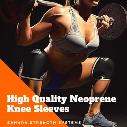 Knee Sleeves High Performance