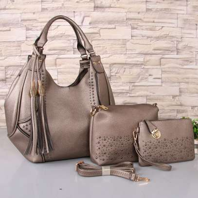 3 in 1  leather handbag image 2