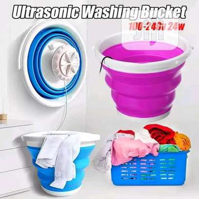 Ultrasonic washing basket image 1