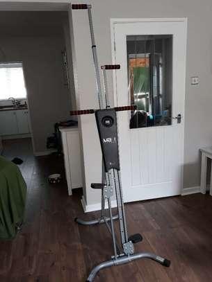 Maxi Climber full-body cardio workout. image 1