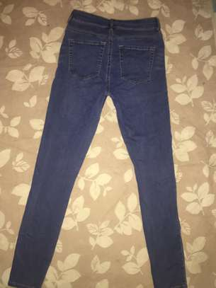Ladies Blue Jeans image 2
