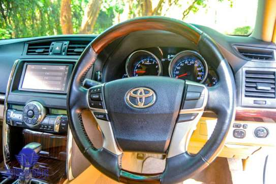 Toyota Mark X image 6