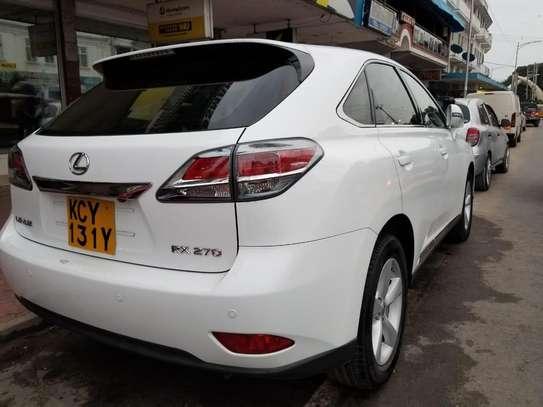 Lexus RX270 2013