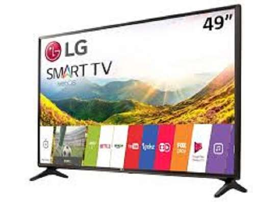 BRAND NEW 43 INCH LG SMART TV image 1