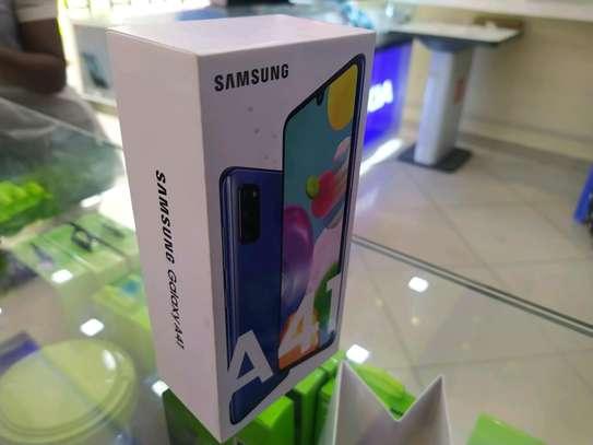 Samsung A41 image 2