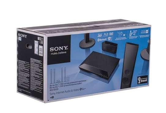 Sony BDV-E6100 5.1-Ch Blu-Ray Wi-Fi 4-Way Home Theatre System - 1000WATTS + BLUETOOTH image 1