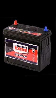 Chloride Exide Ns60 Car Battery image 2