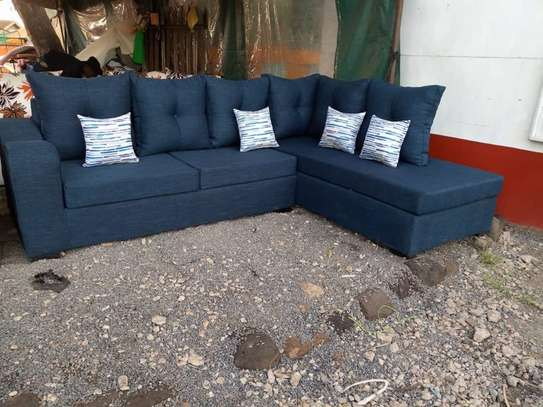 L Shaped Sofa Set(6 seater) image 1