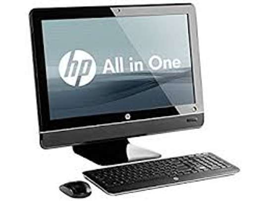 HP Compaq 6000 Pro All-in-One PC - all-in-one - Core 2 Duo