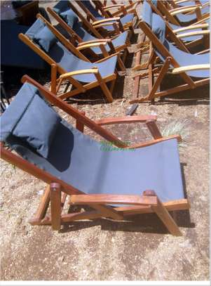 Deck chair image 2