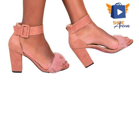 Elegant Chunky Heels image 3