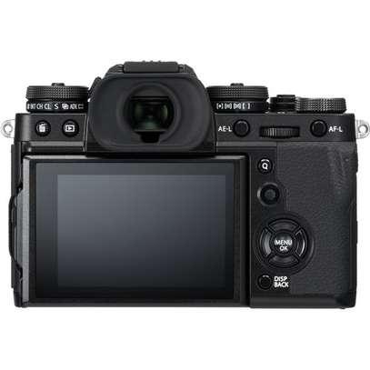 FUJIFILM X-T3 Mirrorless Digital BODY ONLY (Black) image 3